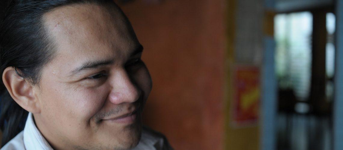 Dany Portillo Flores. Foto cortesía de Alberto Gómez Font